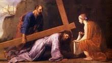 Christ-carrying-theCross