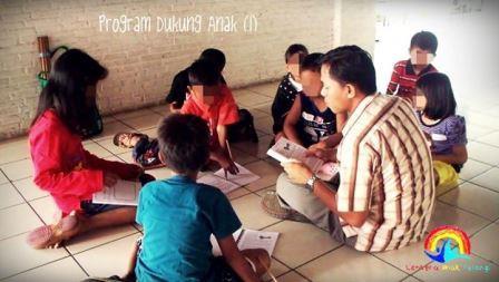 Children support program-sml
