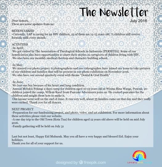 Newsletter_Juli 2016