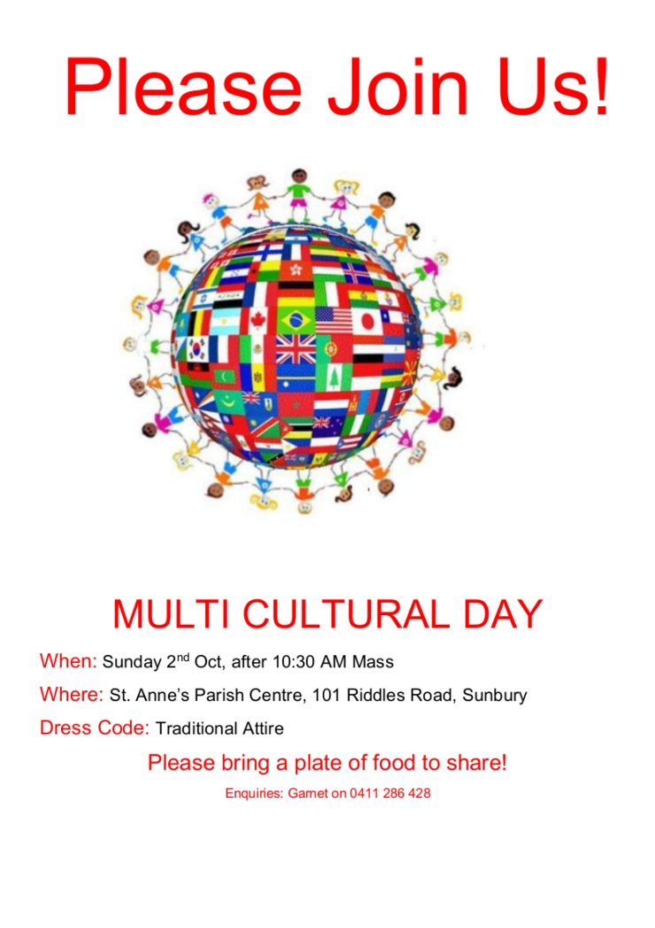 multicultural day 2016